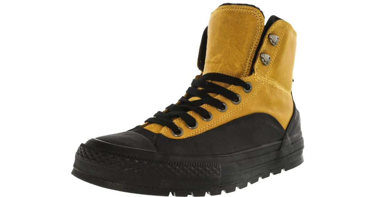 507efb99925f39 Lyst - Converse Unisex Chuck Taylor All Star Hi Ant Antiqued black Boot 10  Us   11.5 Us in Black for Men