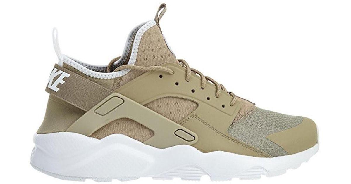 2abeec49d3f6 Lyst - Nike Air Huarache Run Ultra Khaki 819685-200 (13) in Natural for Men