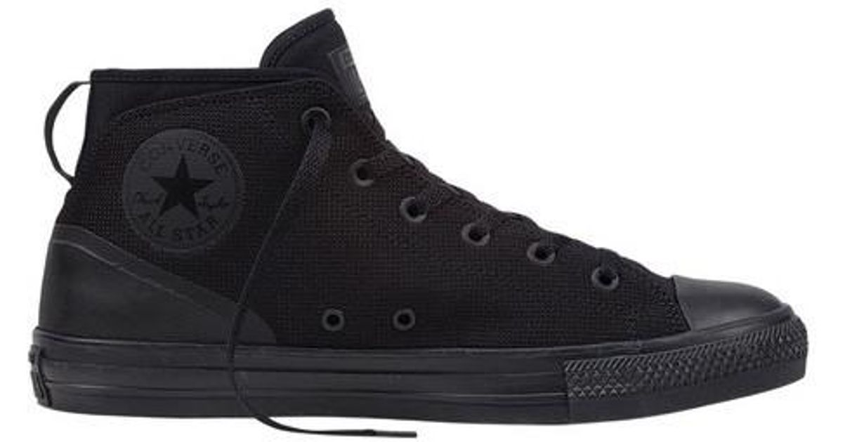 converse unisex chuck taylor all star syde street mid sneaker