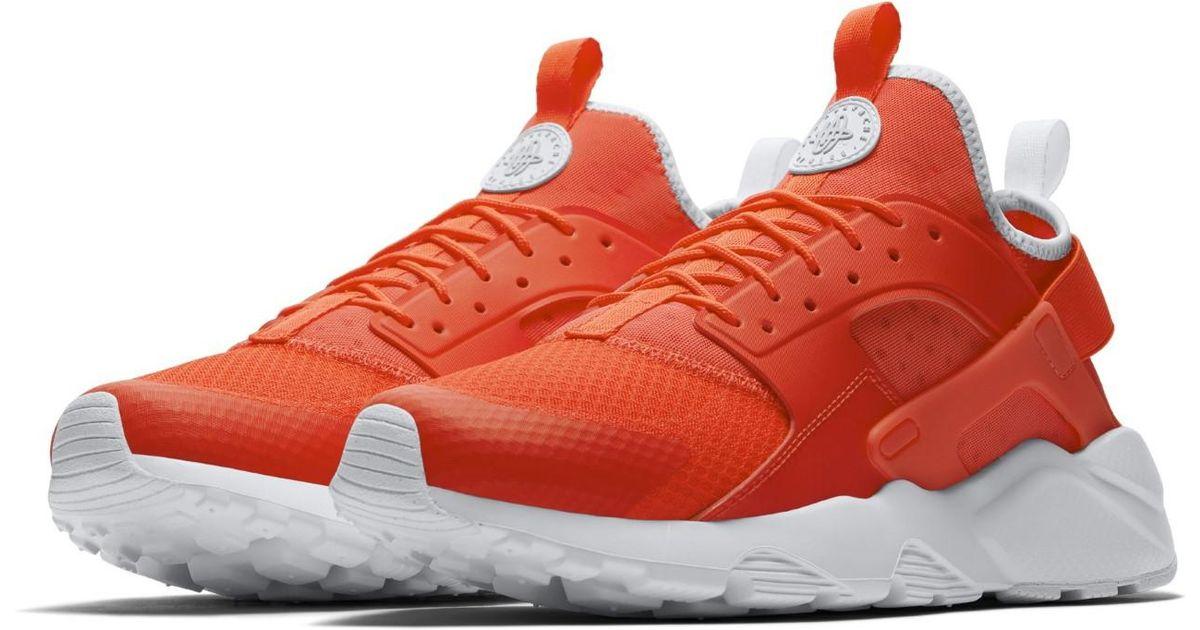 779198c25eeb Lyst - Nike Air Huarache Run Ultra 819685-602 in Red for Men