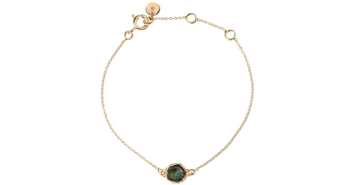 Zefyr Dosha Necklace Rose With Labradorite 9cre0BC4Fr