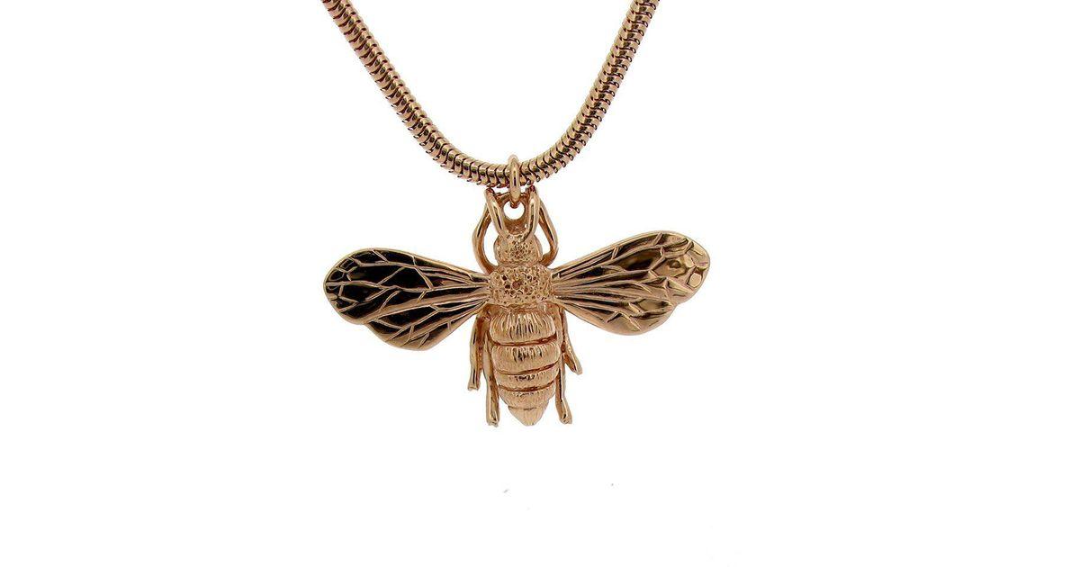 Will Bishop Honey Bee Necklace r0zYvbr6A2