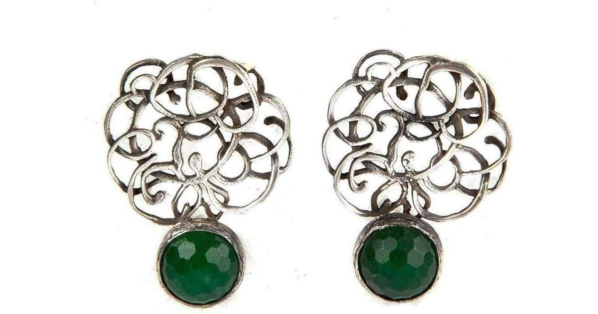 toosis Free Style Jade Earrings dqwMwUQ