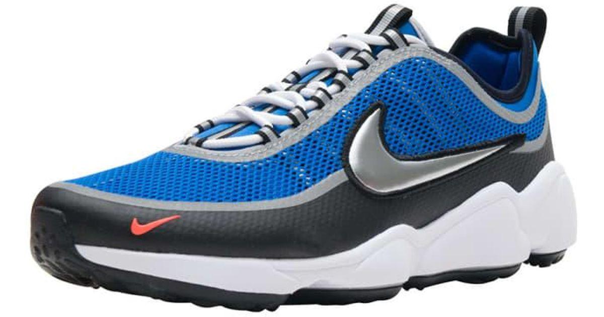acheter populaire 01a5b 1f6cb Nike - Blue Air Zoom Spiridon Ultra for Men - Lyst