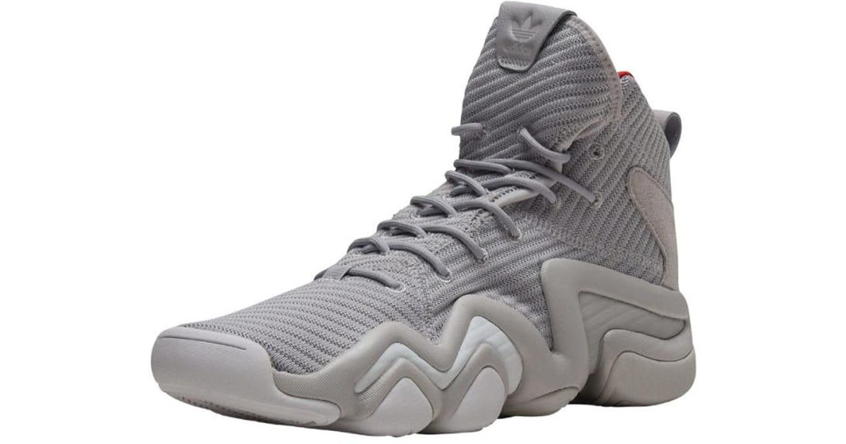 277101a5318f70 Lyst - adidas Crazy 8 Adv Ck Pk in Gray for Men