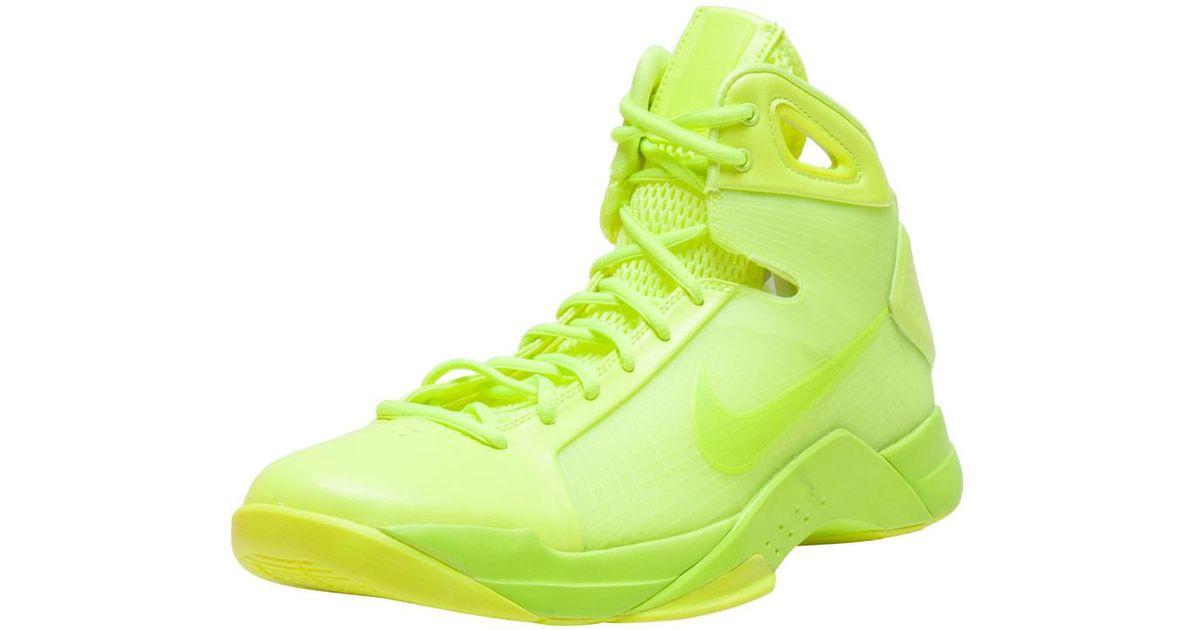 e3bc3343adde ... clearance lyst nike hyperdunk 08 sneaker in green for men 092b4 30797