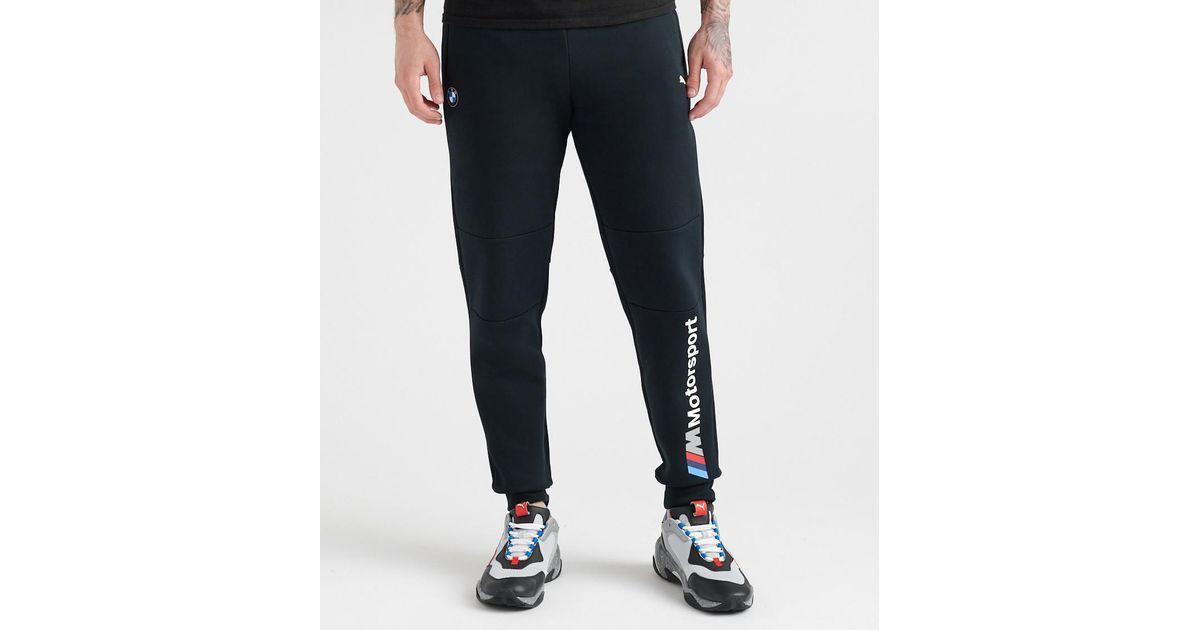 bbe7e36564a4 Lyst - PUMA Bmw Mms Sweatpants in Black for Men