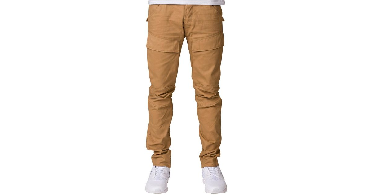 b47a084d54e6 Lyst - American Stitch 3d Cargo Pants in Natural for Men