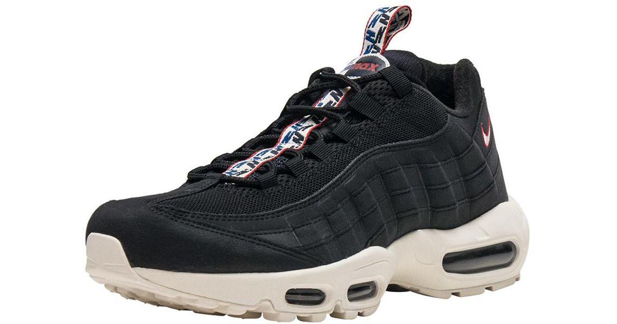 best website a83ee 16267 Nike - Black Air Max 95 Tt for Men - Lyst