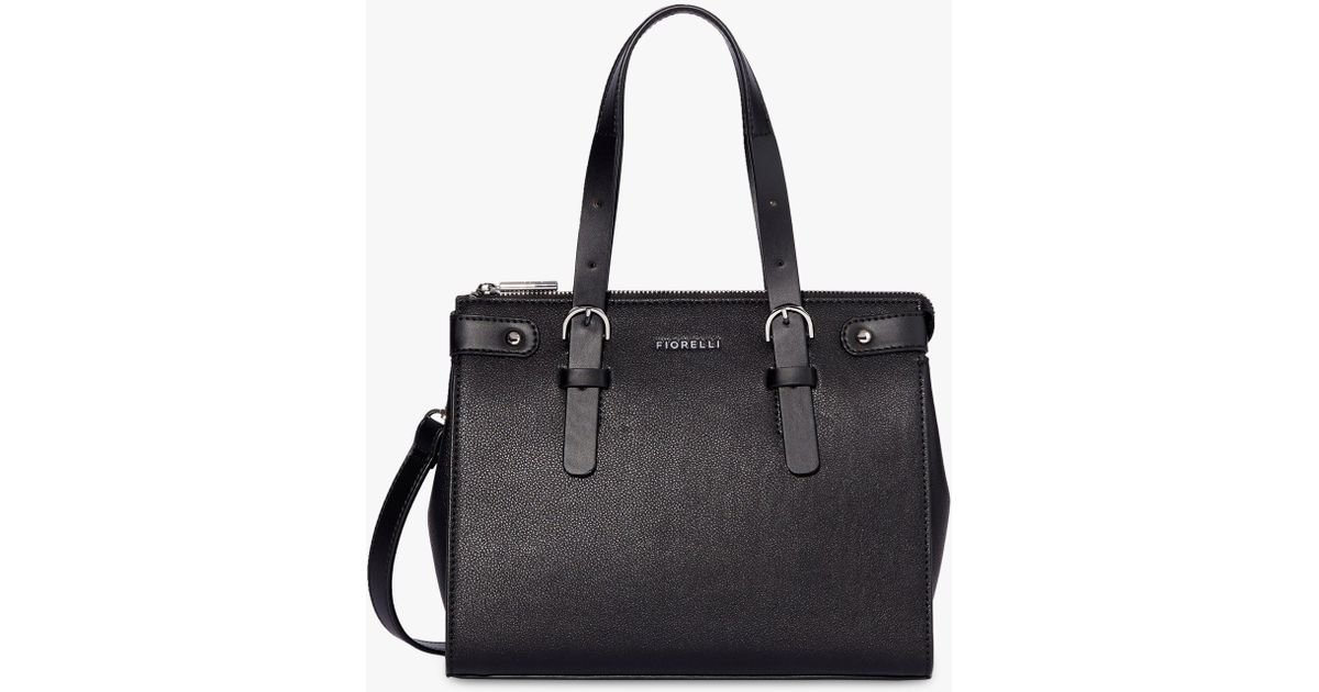 2040f4f997 Fiorelli Campbell Cross Body Bag in Black - Lyst