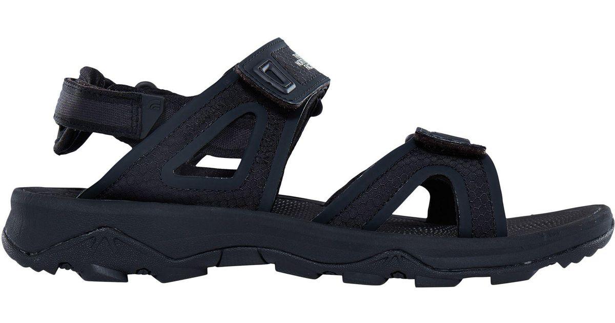 82a97e46af17 The North Face Hedgehog 2 Men s Walking Sandals in Black for Men - Lyst
