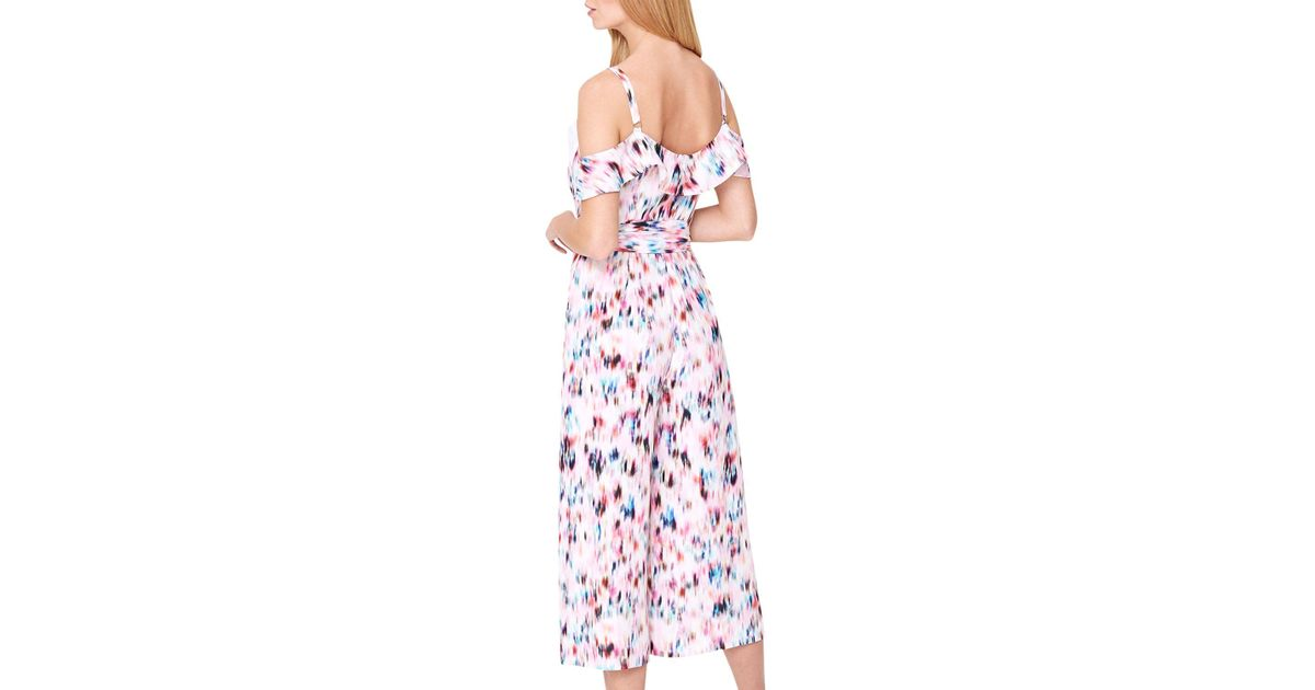 e42e030510 John Lewis Damsel In A Dress Indi Printed Jumpsuit - Lyst