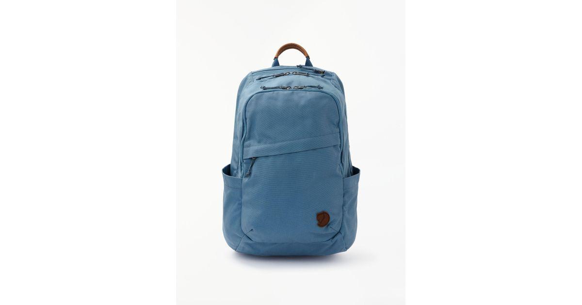 7aa704e6881bd Fjallraven Raven 20l Backpack in Blue - Lyst