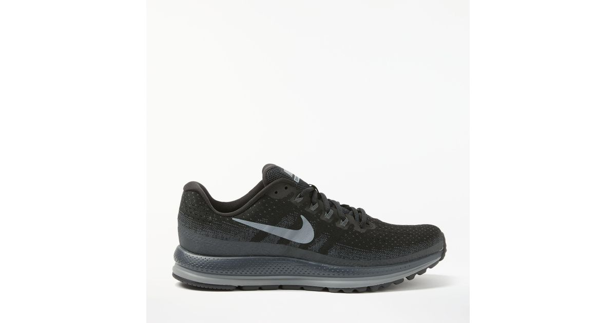 ae3d5f9bc26 Nike Air Zoom Vomero 13 Men s Running Shoes in Black for Men - Lyst