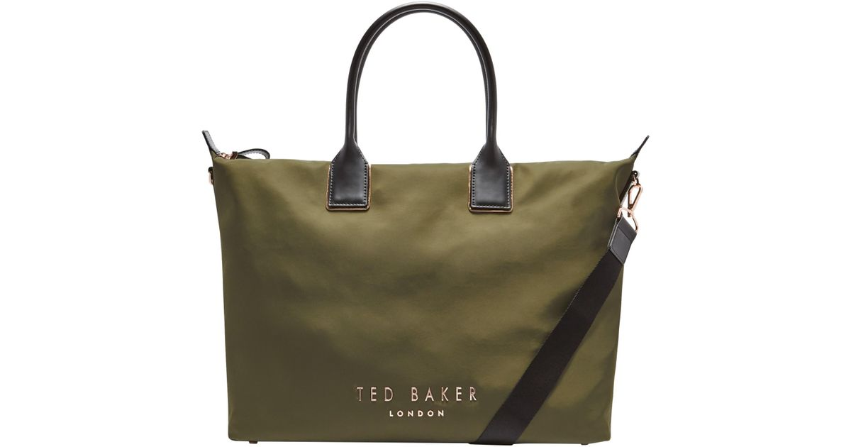 4e2238bb2cfc2 Ted Baker Alliii Large Tote Bag - Lyst