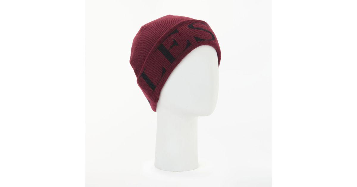 099d15cd61d Les Deux Fan Beanie Hat for Men - Lyst