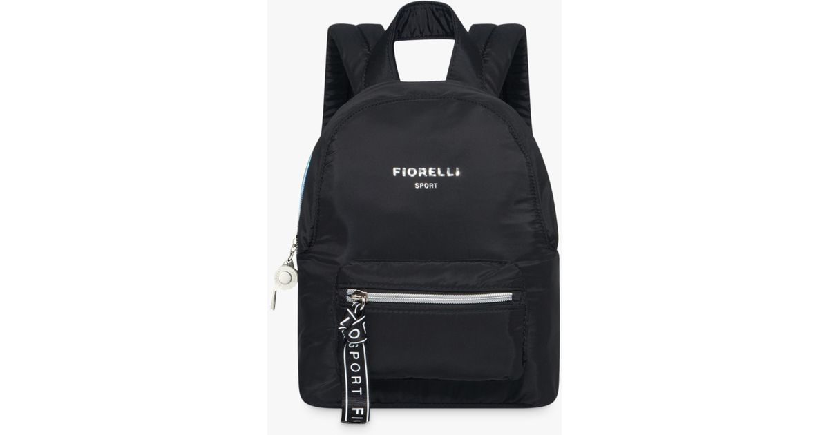 4ded53a78dbf Fiorelli - Black Sport Strike Core Mini Backpack - Lyst