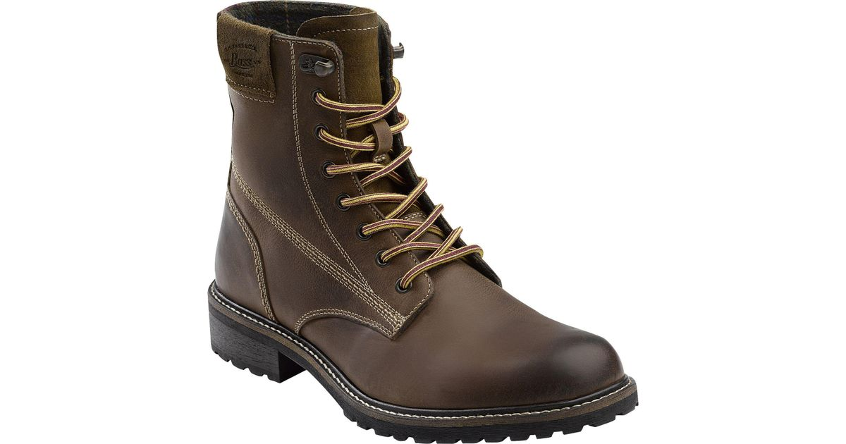 50ce4fb01f Lyst - Jos. A. Bank G. H. Bass Brodie Boots in Brown for Men