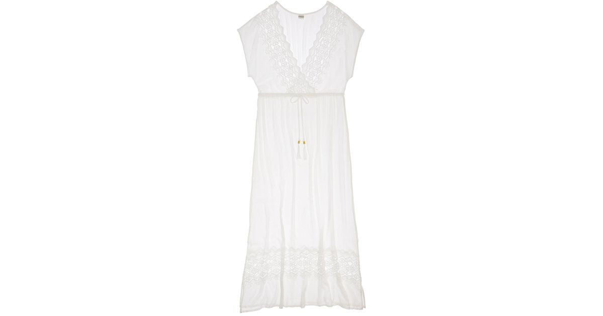 ecbe6d387a94a L*Space Sunset Cover Up in White - Lyst