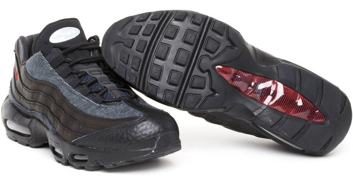 wholesale dealer e3a01 220d4 Lyst - Nike  air Max 95 Nrg  jacket Pack  Sneakers in Black for Men