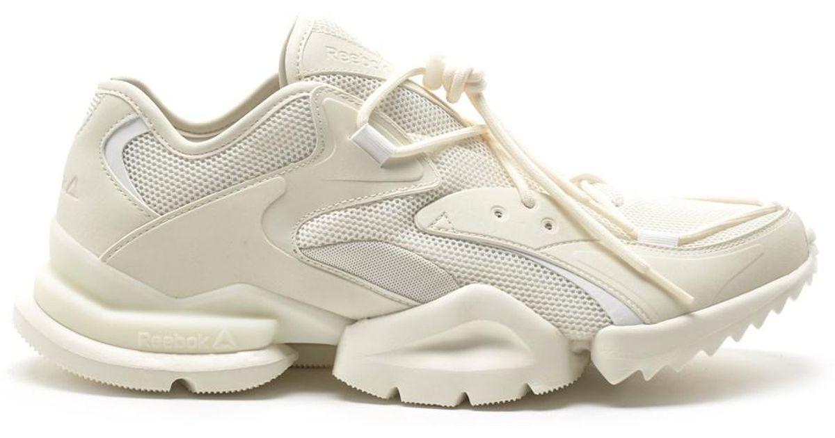 Lyst - Reebok  run R.96  Sneakers in Natural for Men b1ffe86392