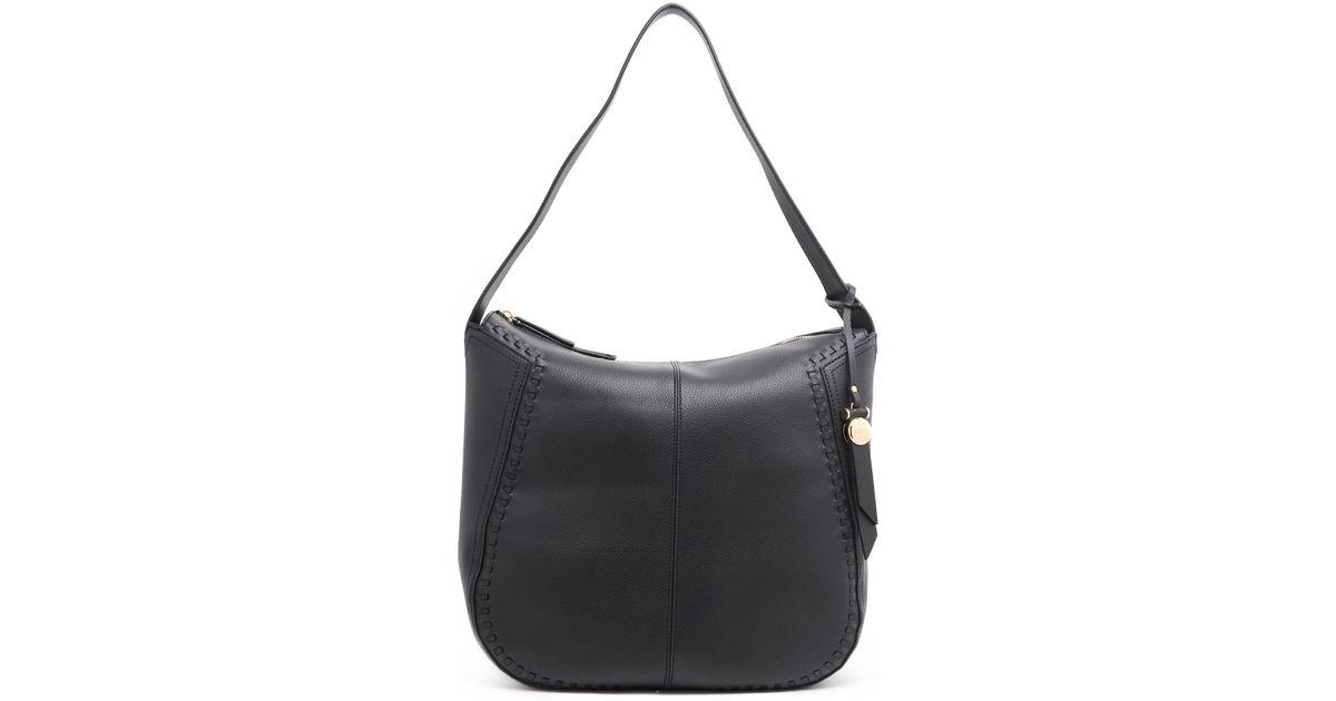 Lyst - Liu Jo  hobo  Hand Bag in Black 8d95c107fd3