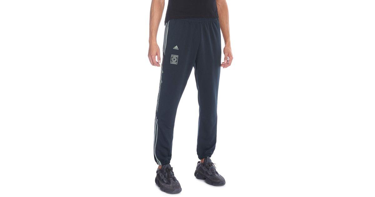 264fe102 Yeezy 'calabasas' Sweatpants in Blue for Men - Lyst
