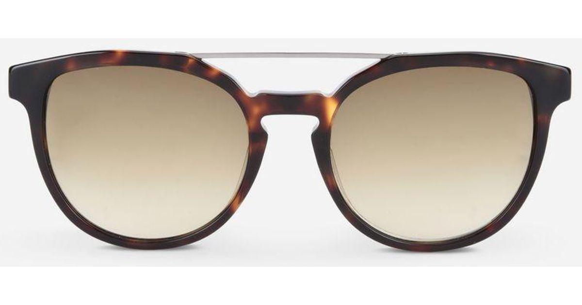 Gafas De Sol Del Camafeo De La Barra Azul - Karl Lagerfeld zYpmcCB0DI