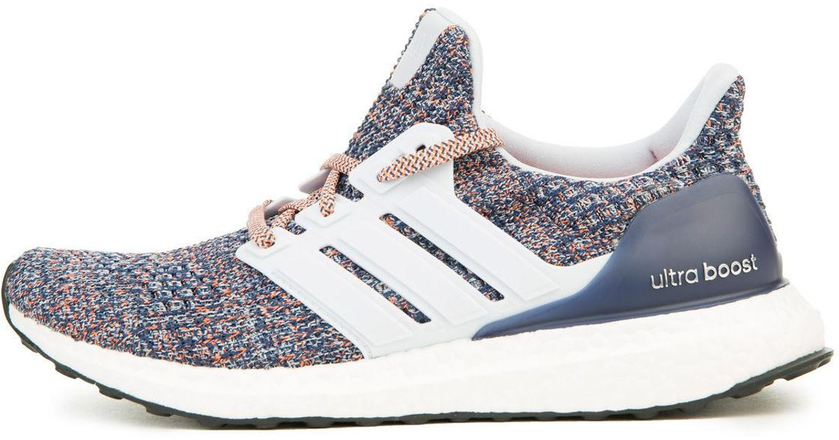 hot sale online 610d7 a4dfe Lyst - adidas The Women s Ultraboost In Aero Blue And Noble Indigo in Blue