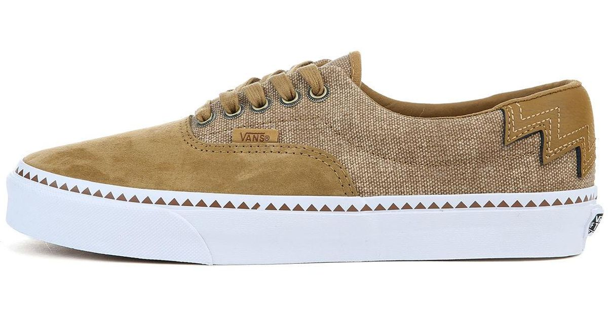 76a72834a5 Lyst - Vans The Men s C s Era 59 Native Dx In Medal Bronze And True White  in Brown for Men