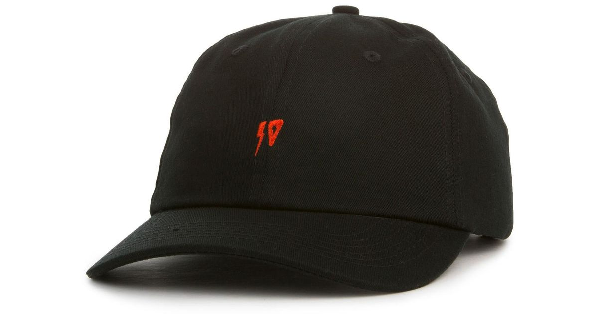 bba79f8866f Lyst - 10.deep The 10 Strikes Dad Hat in Black for Men