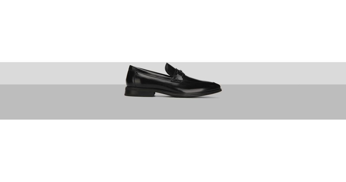 Zane Leather Dress Loafer Kenneth Cole Reaction VGF4K