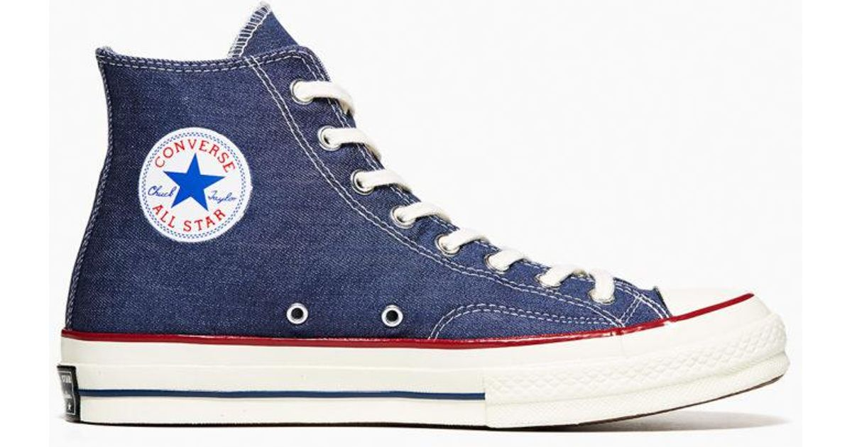 e630f1d62af1 Lyst - Converse Ct All Star 70 Denim in Blue for Men