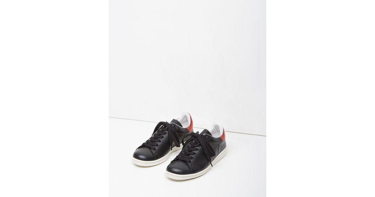 7a761aa4676 Étoile Isabel Marant Bart Sneaker in Black - Lyst