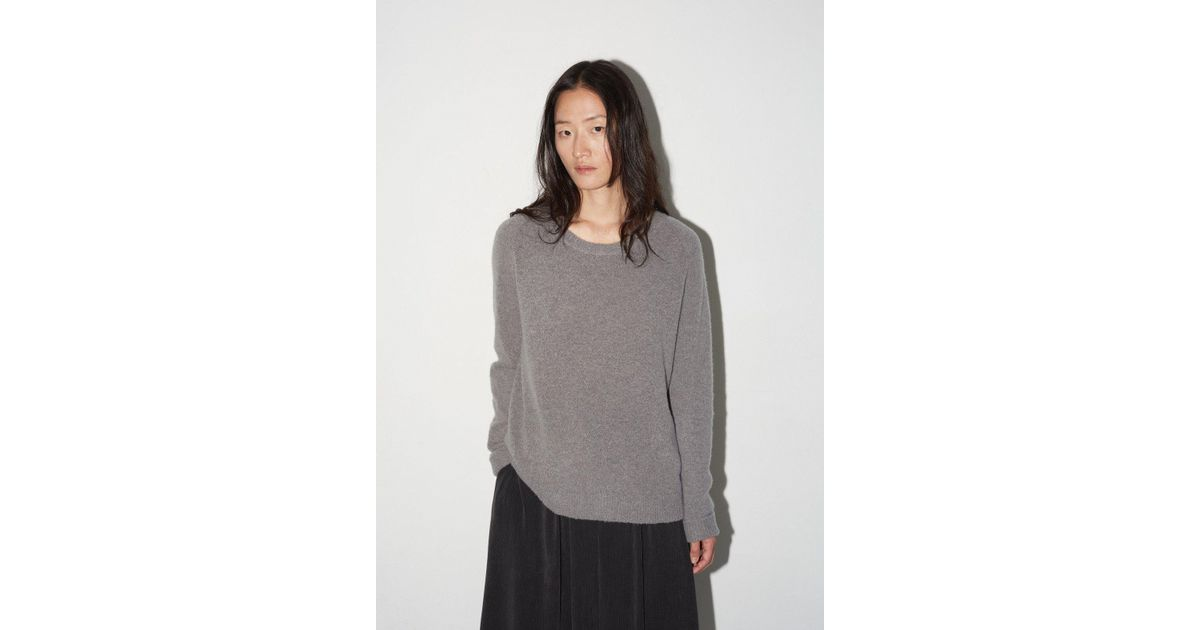 f8efbbe6204736 Lyst - Moderne Artist Pullover in Gray