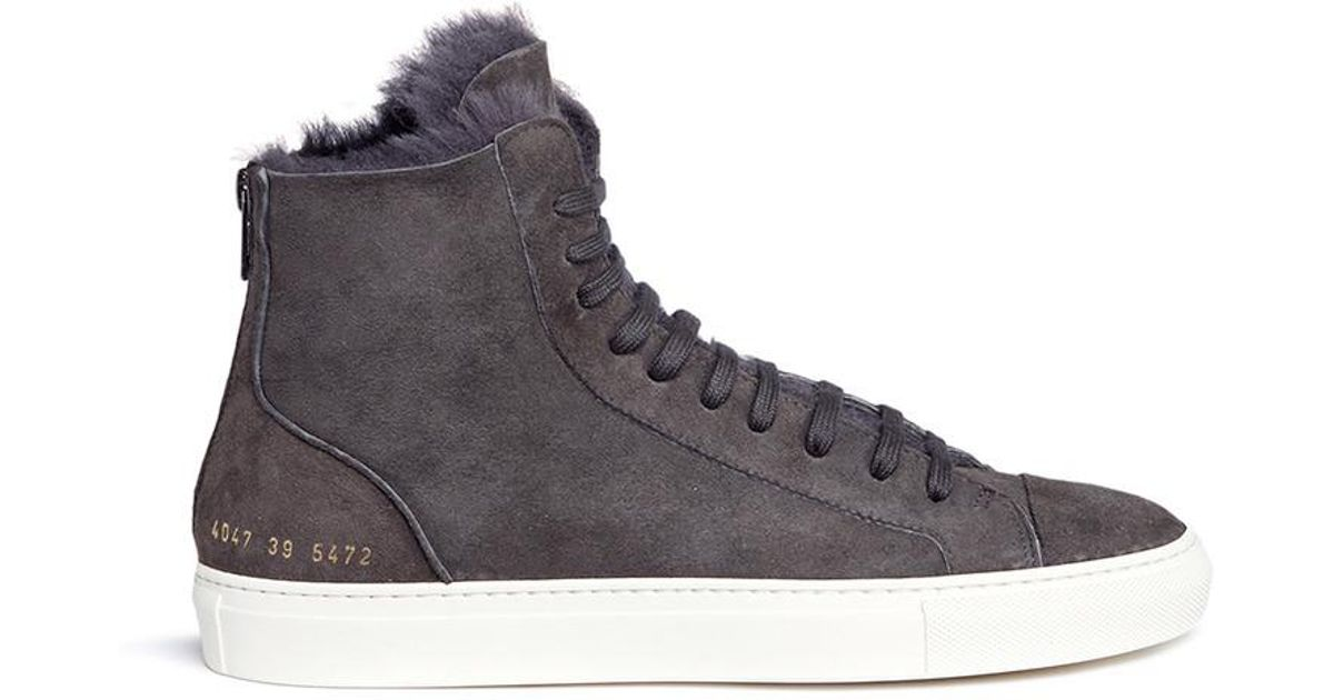 common projects tournament high Shop common projects tournament high-top leather flatform trainers, black, starting at $430 similar ones also available on sale now.