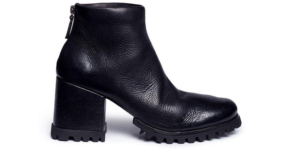 MARSèLL Coltellone Boots