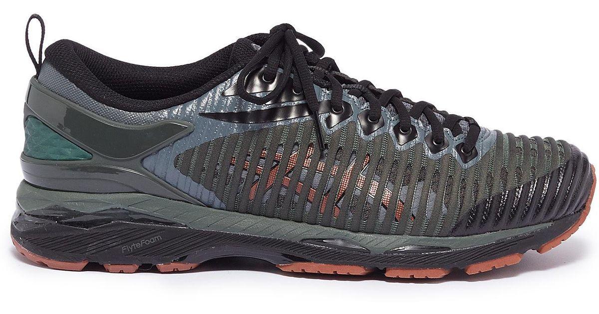 pretty nice a02d7 848c5 Lyst - Kiko Kostadinov X Asics  gel-delva 1  Patchwork Sneakers for Men