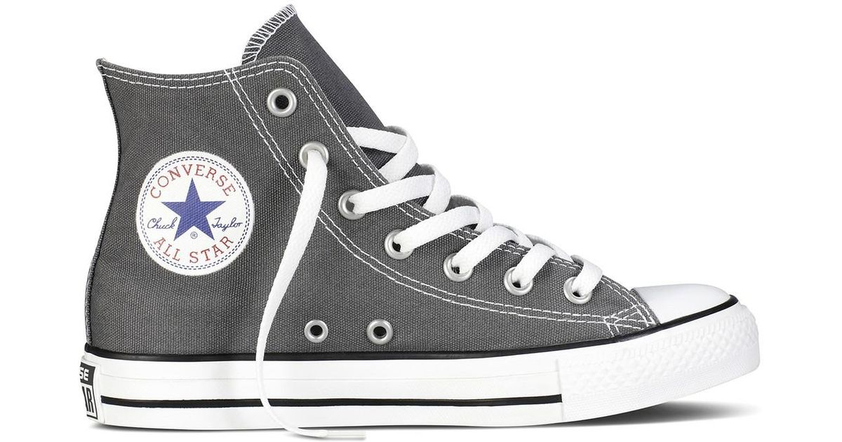 2b781297ed99cc Lyst - Converse Unisex Adults  Chuck Taylor Ct A s Seasnl Hi Canvas Fitness Shoes  in Gray - Save 53%