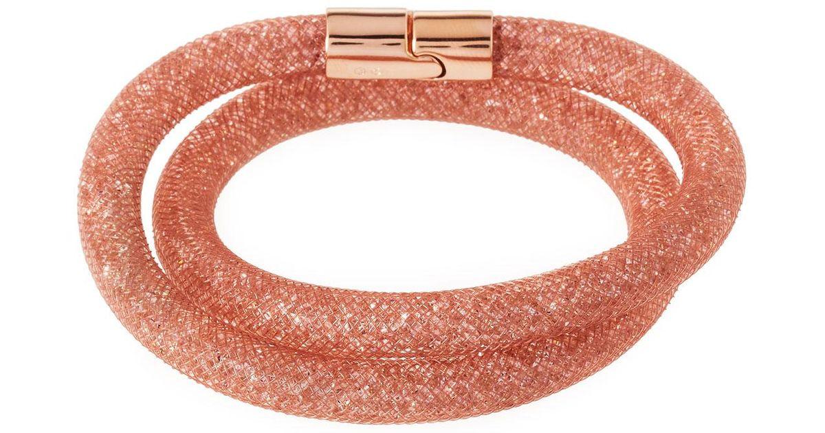 Swarovski Stardust Convertible Crystal Mesh Bracelet/Choker 205cffF