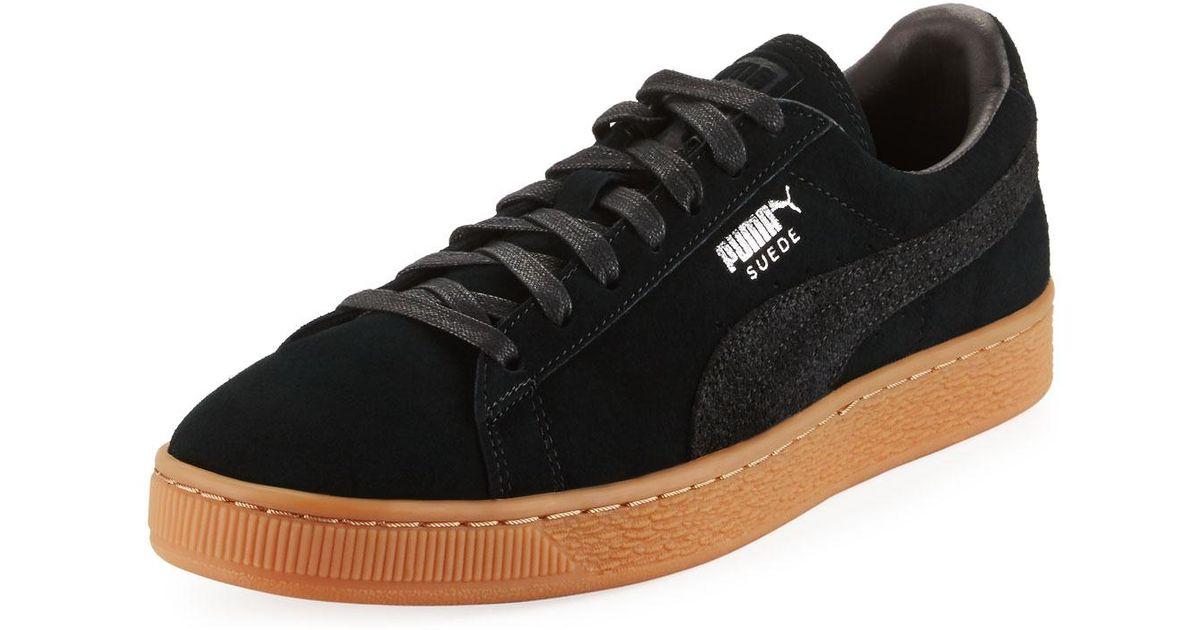 b52e004c9873 Lyst - PUMA Citi Suede Classic Platform Sneaker in Black for Men