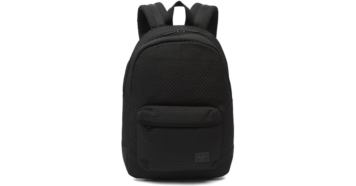 f610a06862e Lyst - Herschel Supply Co. Woven Lawson Backpack in Black for Men