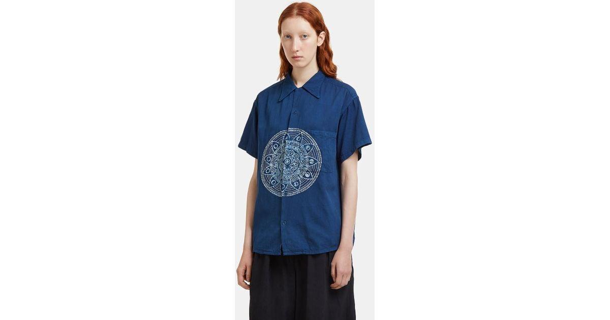 Kaufen Billig Zu Kaufen Shore Batik Short Sleeved Shirt Story mfg. Günstig Kauft Besten Platz zfTVVvZ