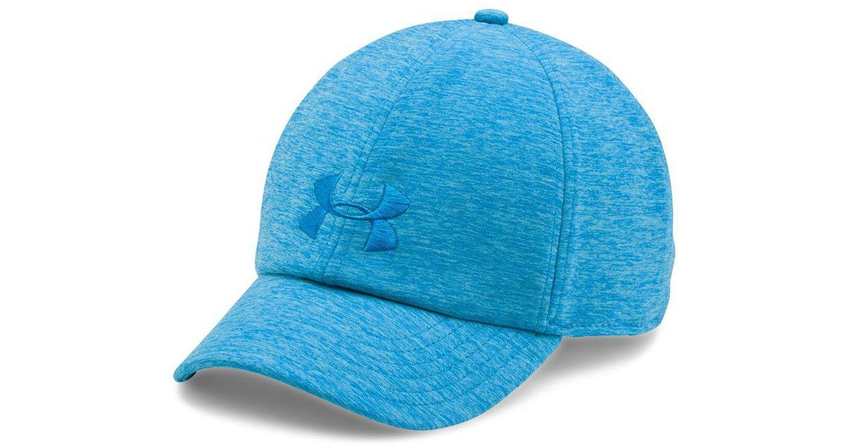 cheap for discount 52e59 4b7ce ... coupon code lyst under armour renegade twist cap in blue 28ff1 53457