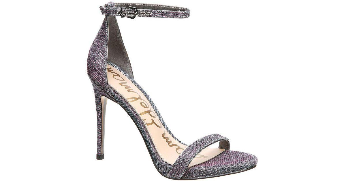 2711518a51b Lyst - Sam Edelman Orient Express Ariella Ankle-strap Sandals