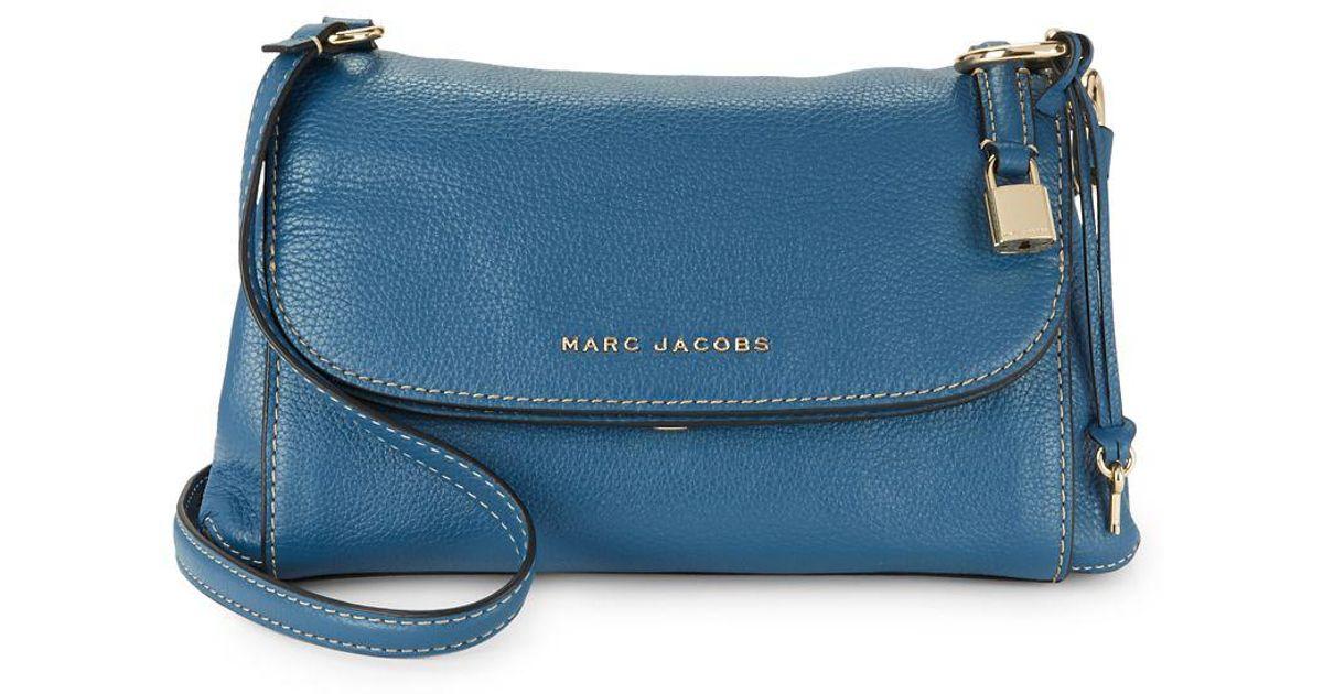 Boho Grind shoulder bag - Blue Marc Jacobs BZKhkUNuG