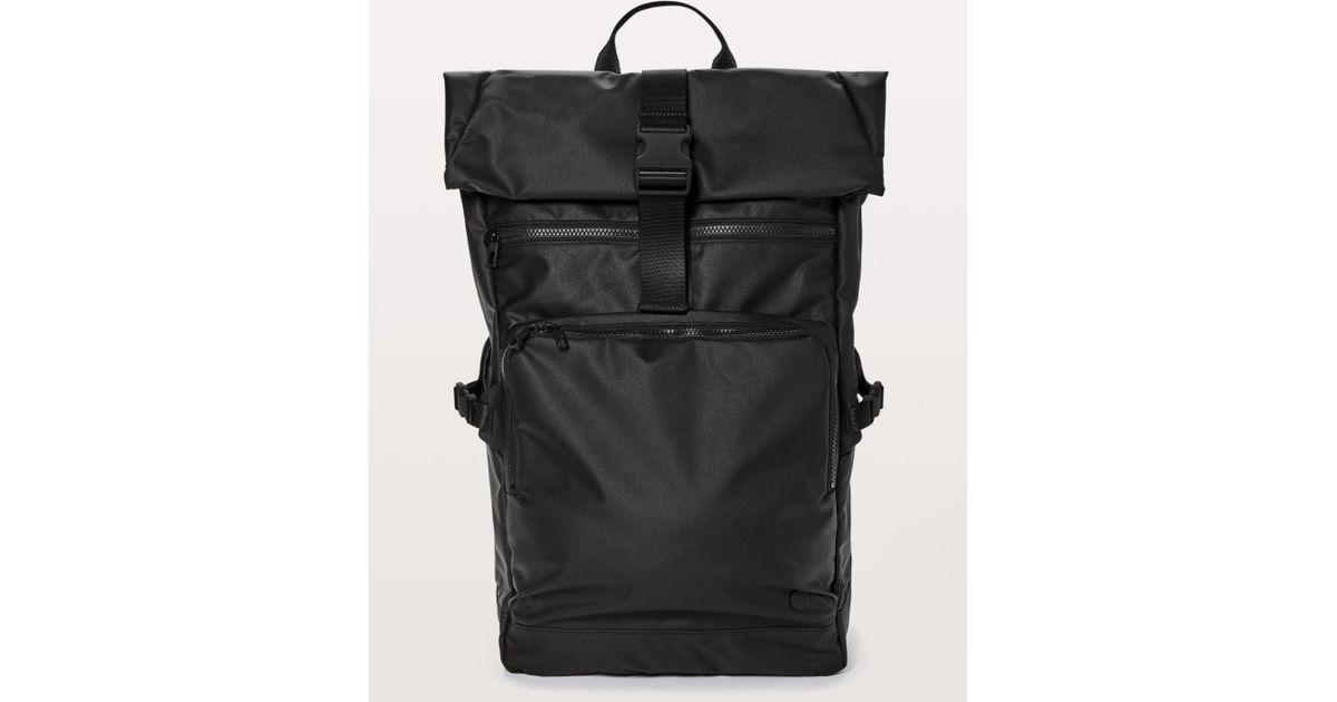 38da3c4c30 Lyst - lululemon athletica Not Lost Backpack *27l Online Only in Black for  Men