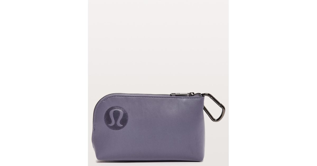 3dbfc4ff96 Lyst Lululemon Athletica Off The Mat Pouch 2l In Purple