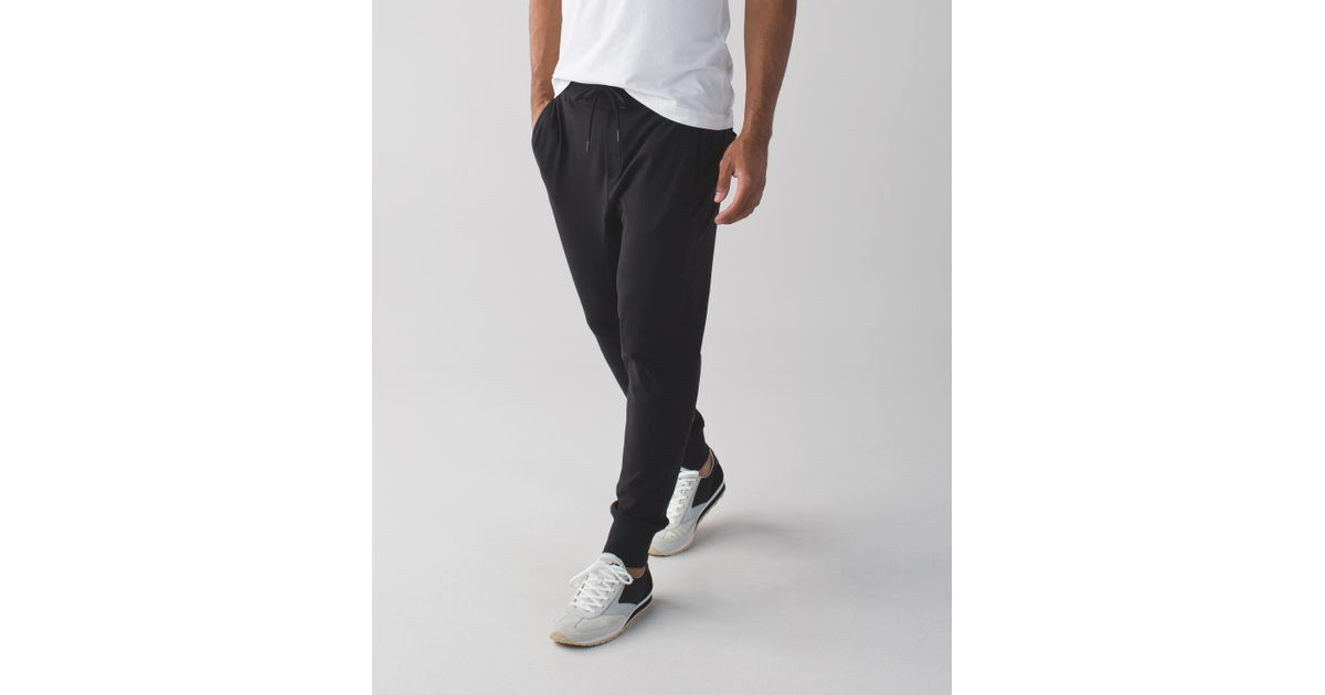 a1021d0d83 lululemon athletica Anti Gravity Pant in Black for Men - Lyst