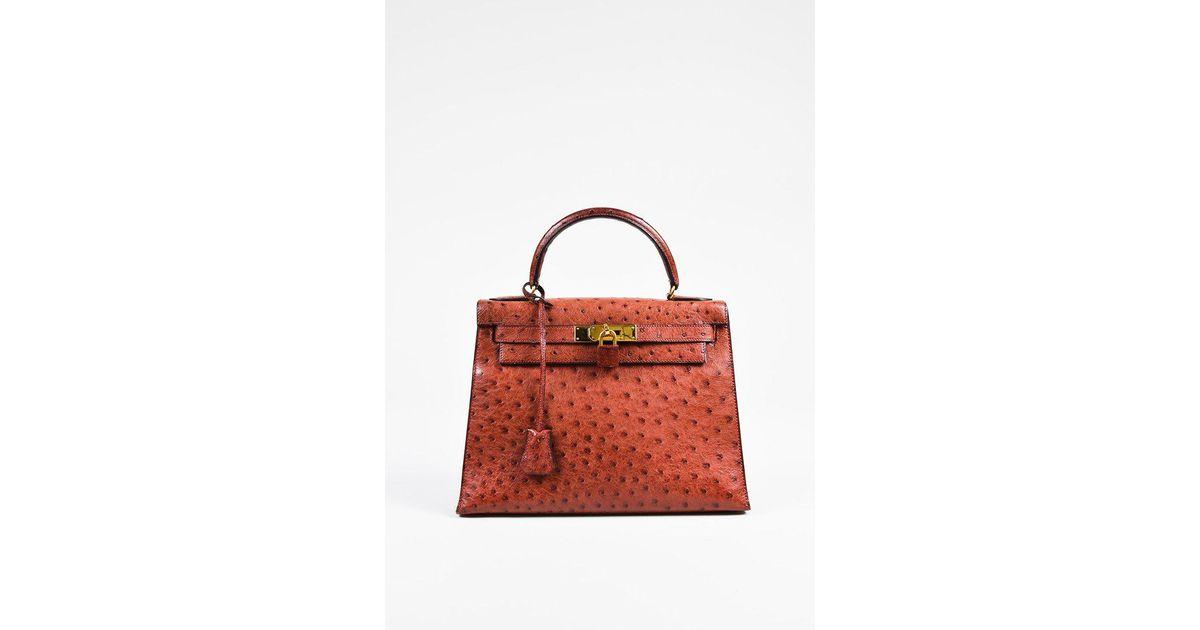 6127a9ce9e38 Lyst - Hermès Vintage